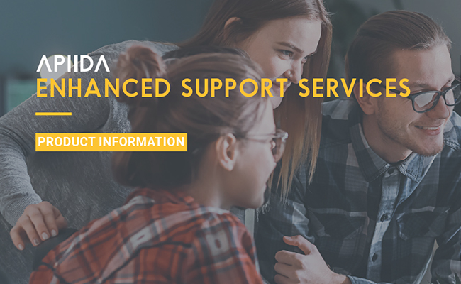 APIIDA Enhanced Support Services